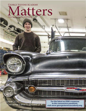 Spring 2020 Matters Cover