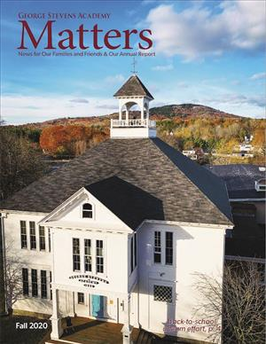 Matters Fall 2020 cover