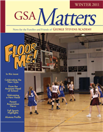 Matters Winter 2011 cover