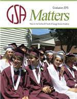 Matters 2015 graduation cover