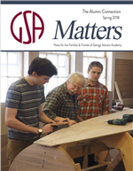 Matters spring 2018 cover
